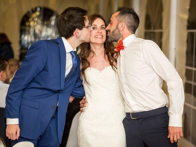 La boda de Chuchi y Patricia en Matapozuelos, Valladolid 28