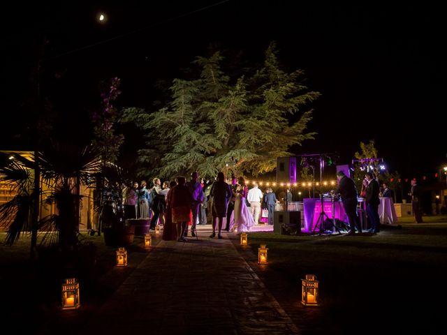 La boda de Chuchi y Patricia en Matapozuelos, Valladolid 31
