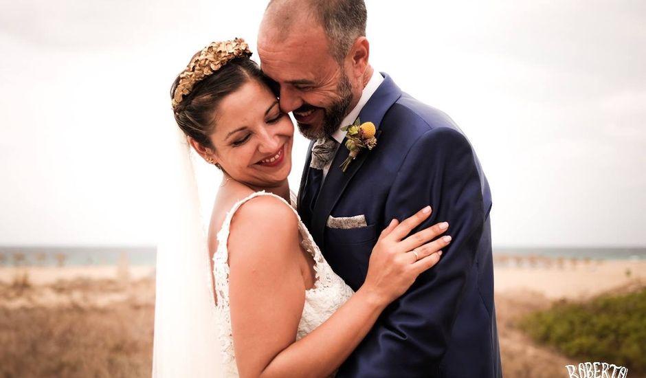 La boda de Rubén y Laura en Zahara De Los Atunes, Cádiz
