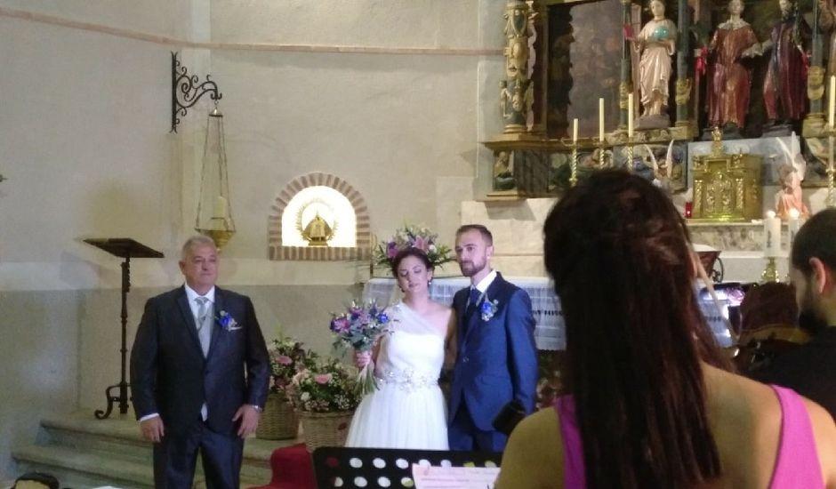 La boda de Raúl y Mónica en Bercial, Segovia