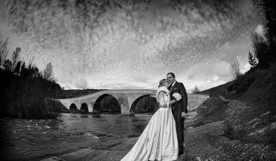 La boda de Eduardo y Silvia  en Aoiz/agoitz, Navarra