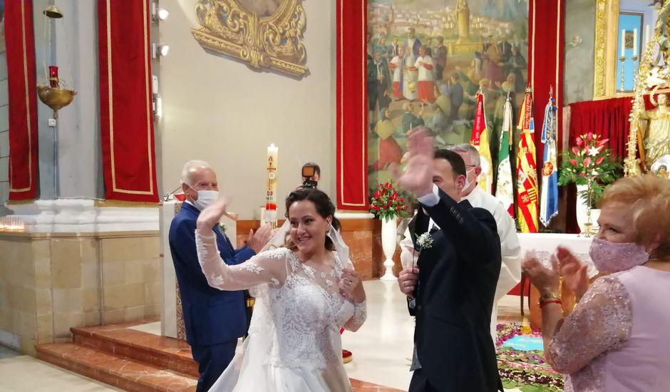 La boda de Fran y Laura en Sax, Alicante