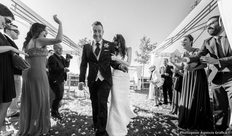 La boda de Chuchi y Patricia en Matapozuelos, Valladolid