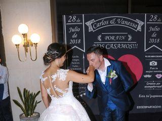 La boda de Vanessa y Carlos 1