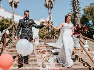 La boda de Bella Ángeles  y Daniel