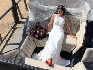 La boda de Bella Ángeles  y Daniel  2