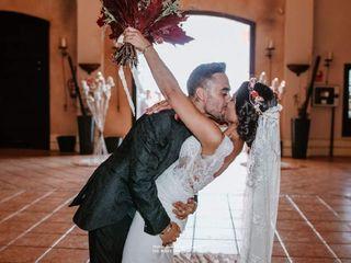 La boda de Bella Ángeles  y Daniel  3
