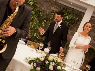 La boda de Beatriz y Raul