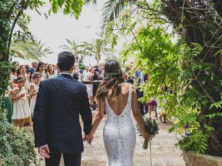 La boda de Paula y Jorge