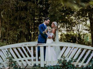 La boda de Lara y Alex