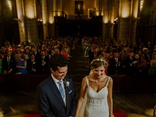 La boda de Elena y Antonio