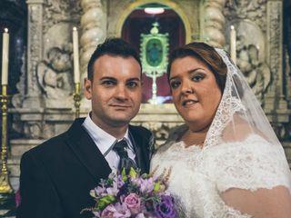 La boda de Laly y Antonio