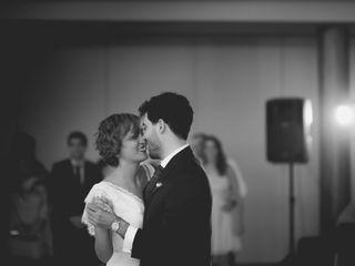La boda de Delfina y Alejandro