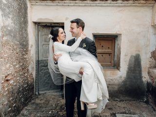 La boda de Luz  y Simon