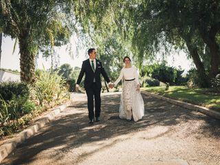 La boda de Dani y Paula