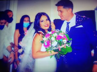 La boda de Sandra  y Víctor  1