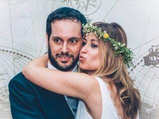 La boda de Lola y Marcos