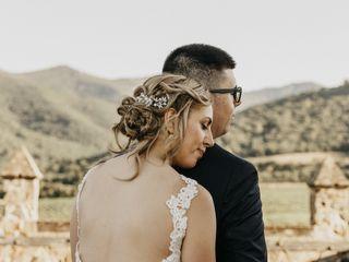 La boda de Oriol y Gabriela