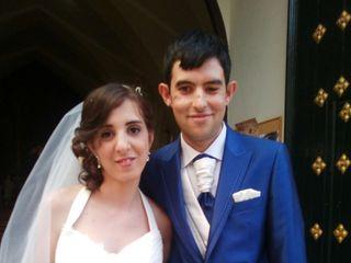 La boda de Laura y Francisco Javier