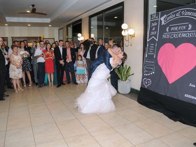 La boda de Carlos y Vanessa en Ávila, Ávila 9