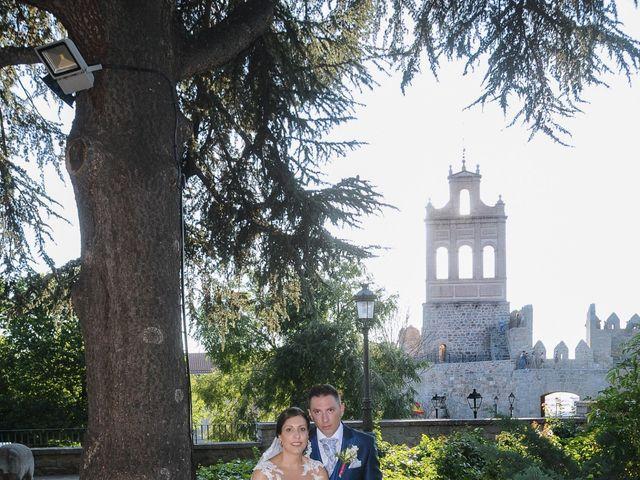 La boda de Carlos y Vanessa en Ávila, Ávila 10