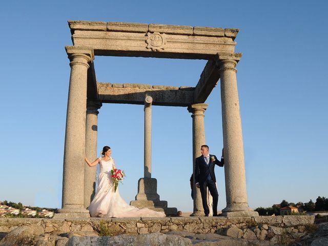 La boda de Carlos y Vanessa en Ávila, Ávila 11
