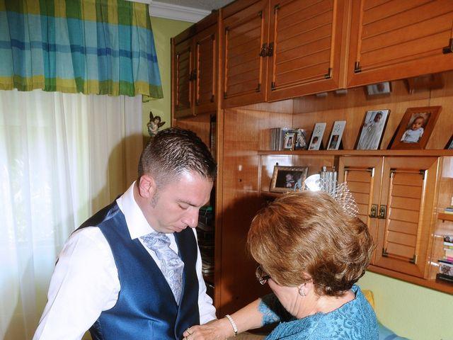 La boda de Carlos y Vanessa en Ávila, Ávila 22