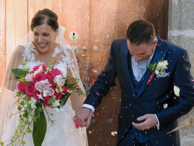 La boda de Carlos y Vanessa en Ávila, Ávila 24