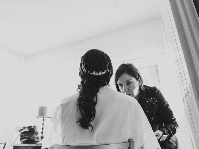 La boda de Cristian y Natalia en Chinchon, Madrid 2