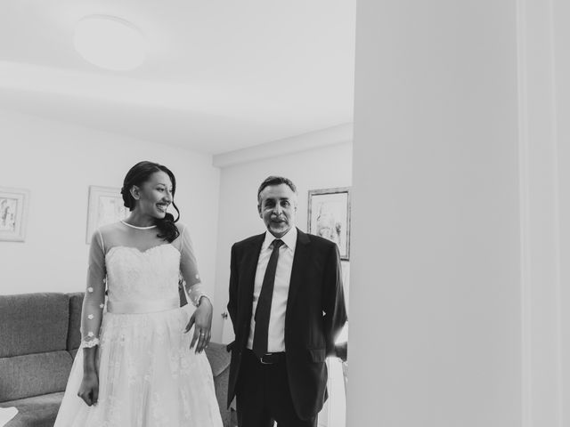 La boda de Cristian y Natalia en Chinchon, Madrid 8