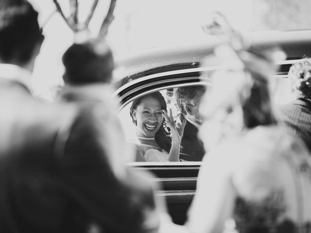 La boda de Cristian y Natalia en Chinchon, Madrid 17