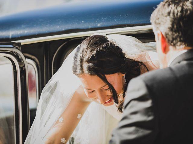 La boda de Cristian y Natalia en Chinchon, Madrid 18