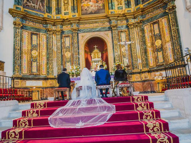 La boda de Cristian y Natalia en Chinchon, Madrid 20