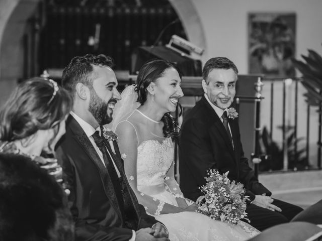 La boda de Cristian y Natalia en Chinchon, Madrid 21