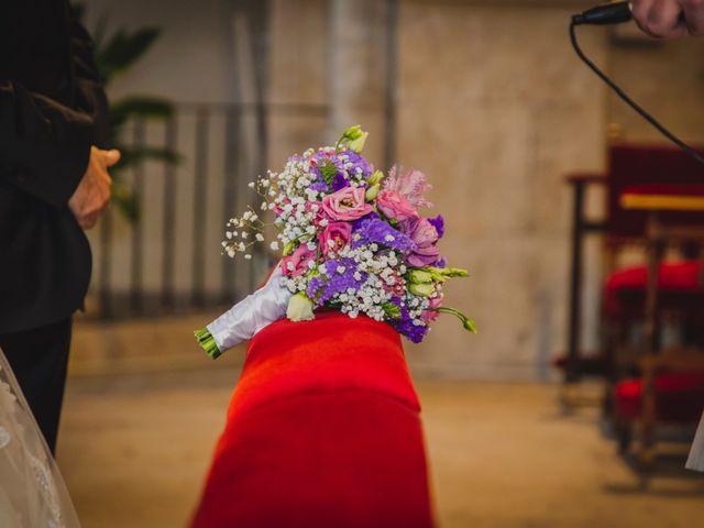 La boda de Cristian y Natalia en Chinchon, Madrid 22