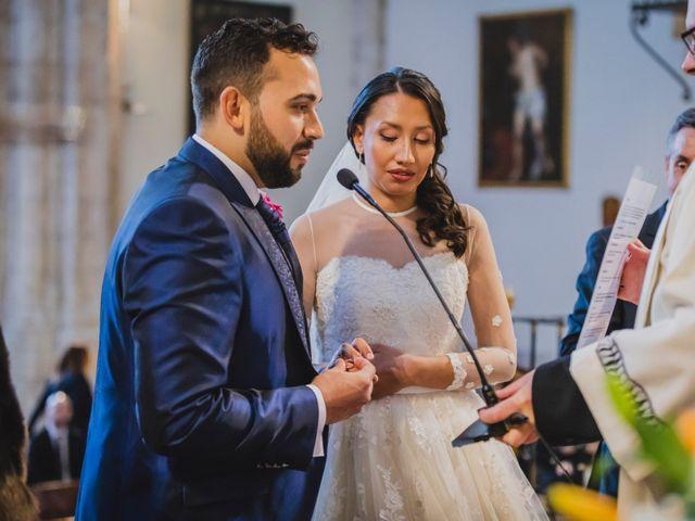 La boda de Cristian y Natalia en Chinchon, Madrid 23