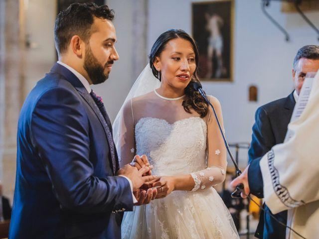 La boda de Cristian y Natalia en Chinchon, Madrid 25
