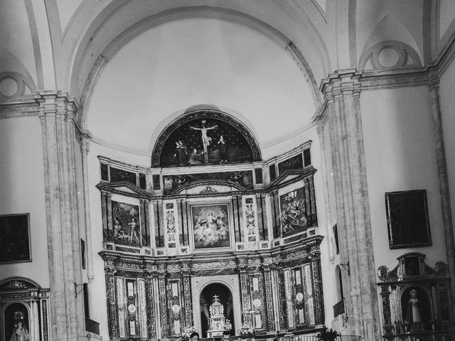 La boda de Cristian y Natalia en Chinchon, Madrid 27