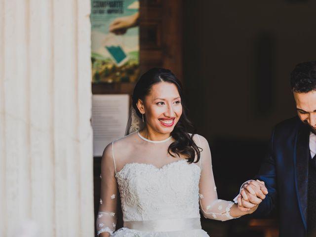 La boda de Cristian y Natalia en Chinchon, Madrid 28