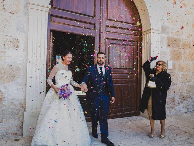 La boda de Cristian y Natalia en Chinchon, Madrid 29