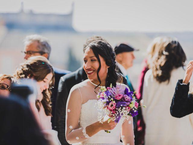 La boda de Cristian y Natalia en Chinchon, Madrid 31