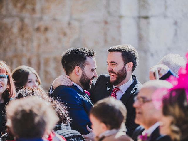 La boda de Cristian y Natalia en Chinchon, Madrid 32