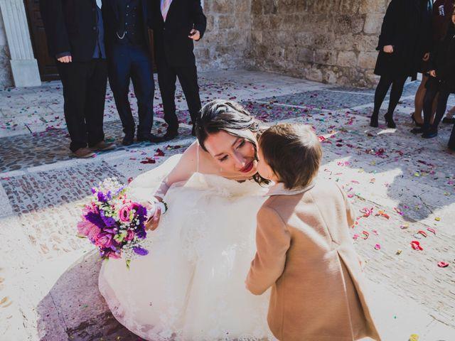 La boda de Cristian y Natalia en Chinchon, Madrid 33