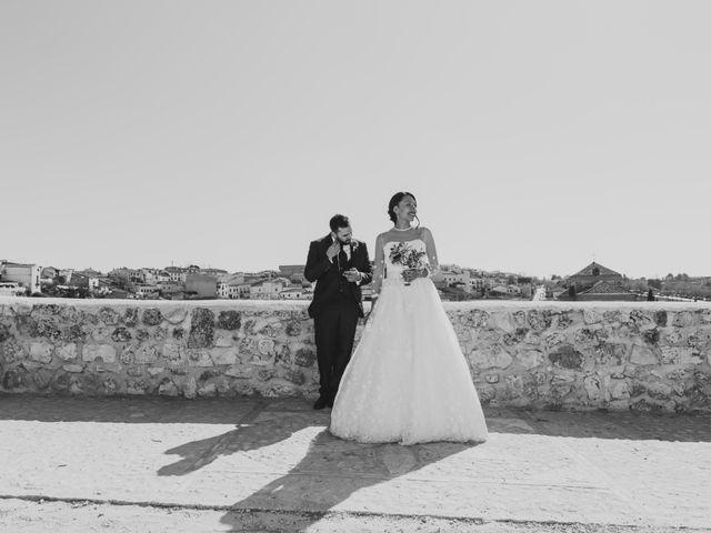 La boda de Cristian y Natalia en Chinchon, Madrid 1