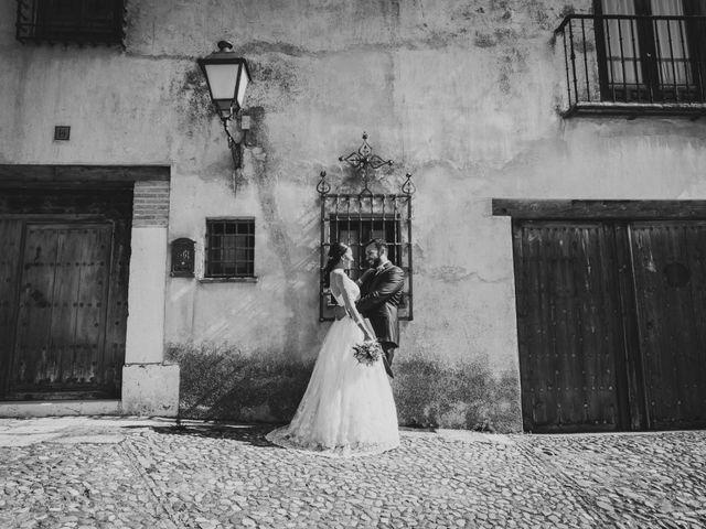 La boda de Cristian y Natalia en Chinchon, Madrid 35