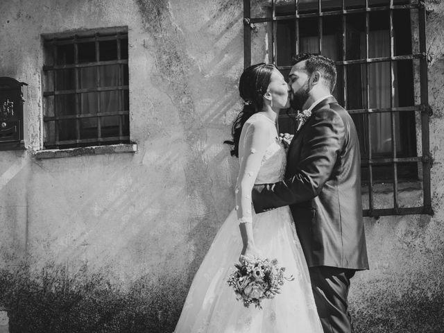 La boda de Cristian y Natalia en Chinchon, Madrid 37