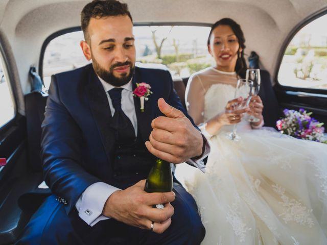 La boda de Cristian y Natalia en Chinchon, Madrid 38