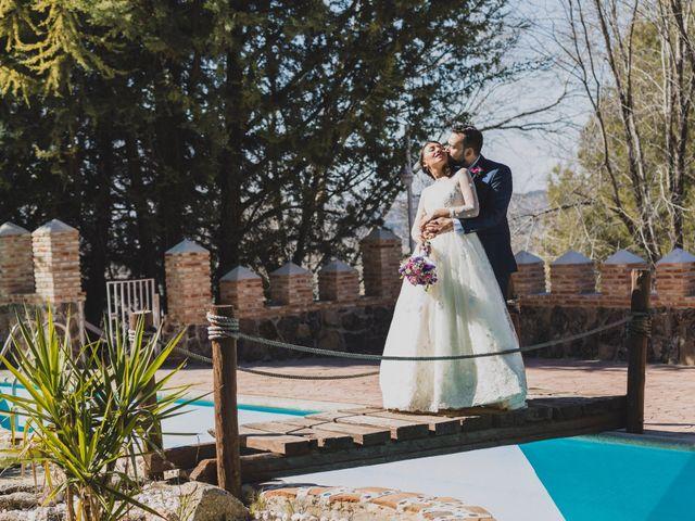 La boda de Cristian y Natalia en Chinchon, Madrid 40
