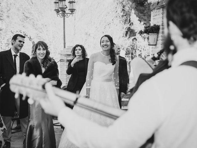La boda de Cristian y Natalia en Chinchon, Madrid 45