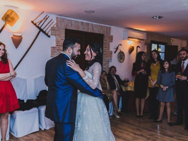 La boda de Cristian y Natalia en Chinchon, Madrid 49